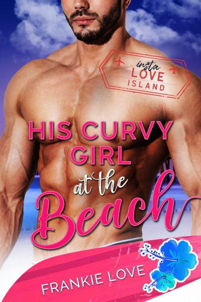 his curvy girl at the beach cover